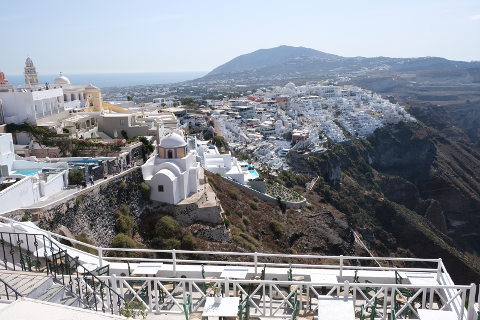 Photo of Fira (Santorini region)